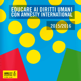 Scopri le proposte educative di Amnesty International